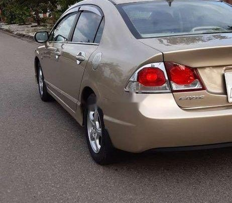 Cần bán gấp Honda Civic đời 2007, màu vàng8