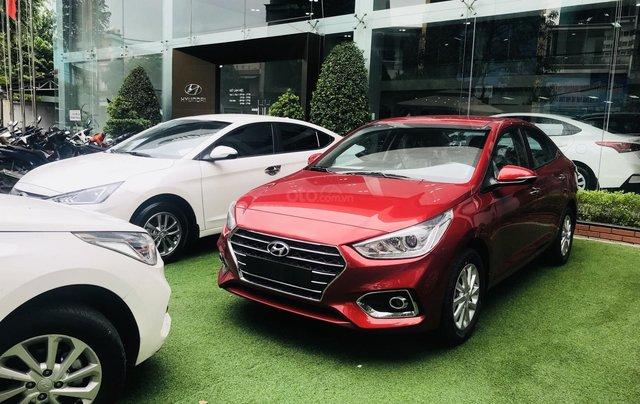 Giao xe ngay, siêu tiết kiệm, giá rẻ với Hyundai Accent 2019, hotline: 0974 064 6052