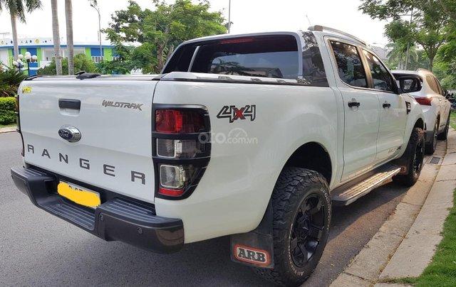 Bán Ford Ranger Wildtrack 3.2 sx 2017, màu trắng, nhập khẩu nguyên chiếc3