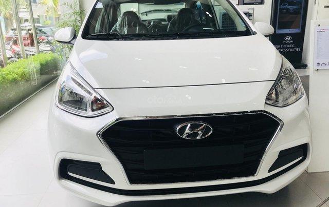 Khuyến mãi giảm giá 20 triệu + tặng 7 món phụ kiện với Hyundai Grand i10, giao xe ngay, hotline: 0974 064 6051