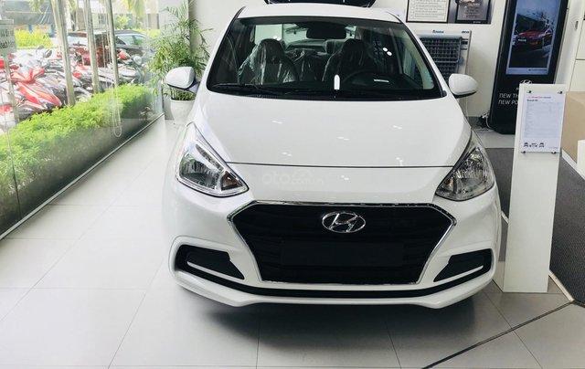 Khuyến mãi giảm giá 20 triệu + tặng 7 món phụ kiện với Hyundai Grand i10, giao xe ngay, hotline: 0974 064 6050