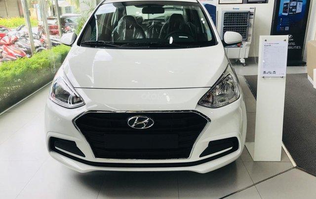 Khuyến mãi giảm giá 20 triệu + tặng 7 món phụ kiện với Hyundai Grand i10, giao xe ngay, hotline: 0974 064 6055