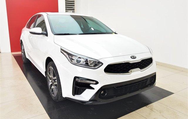 Bán Kia Cerato 1.6 Luxury sản xuất năm 2019, màu trắng, giá tốt3
