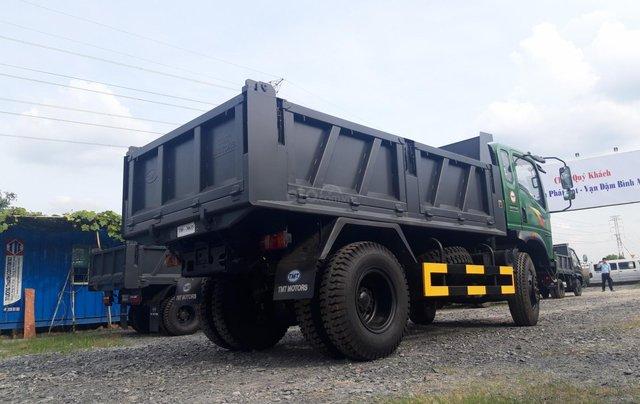 [ Xe Ben Howo 8,6 tấn ] Thanh lí xe Howo 2017 thùng 6,8 khối, giá theo nhà máy2
