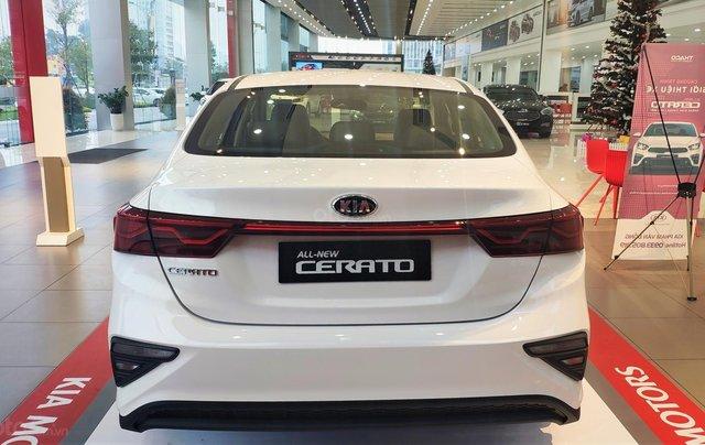 Bán xe Kia Cerato 1.6 AT Deluxe đời 20191
