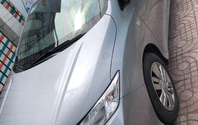 Cần bán xe City sx 2018, số sàn, màu bạc, gia đình sử dụng1