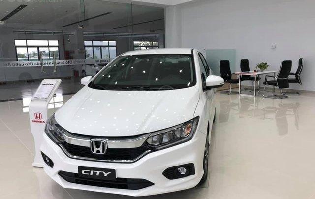 Bán Honda City sx 2019 màu trắng, khuyến mãi tiền mặt kèm phụ kiện tốt tháng 9, liên hệ ngay để tư vấn1