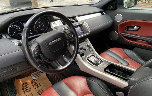 Bán xe Range Rover Evoque Dynamic năm 2012, màu trắng3