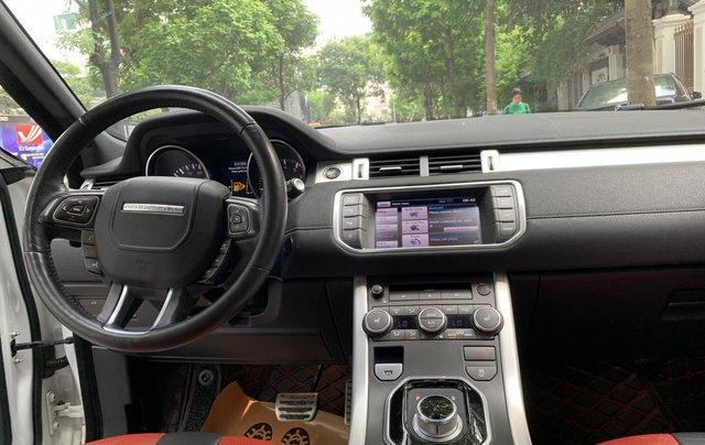 Bán xe Range Rover Evoque Dynamic năm 2012, màu trắng7