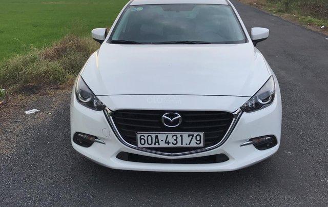Bán Mazda 3 Facelift đầu 2018, chính chủ, biển số thần tài0