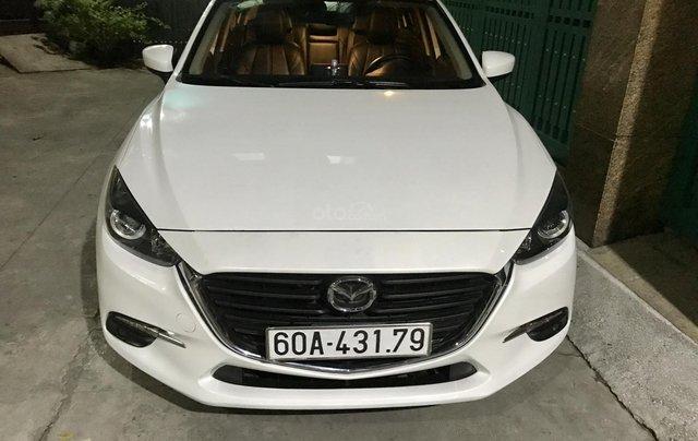 Bán Mazda 3 Facelift đầu 2018, chính chủ, biển số thần tài7