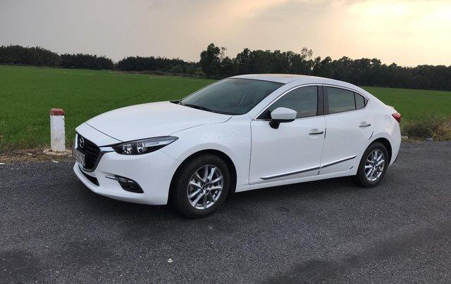 Bán Mazda 3 Facelift đầu 2018, chính chủ, biển số thần tài12