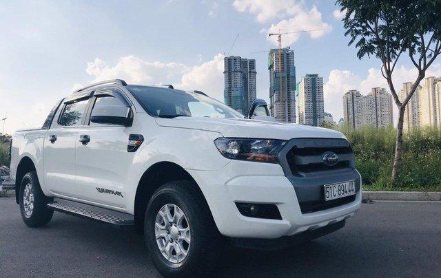 Bán Ford Ranger XLS AT năm 2017, màu trắng, nhập khẩu nguyên chiếc giá cạnh tranh3