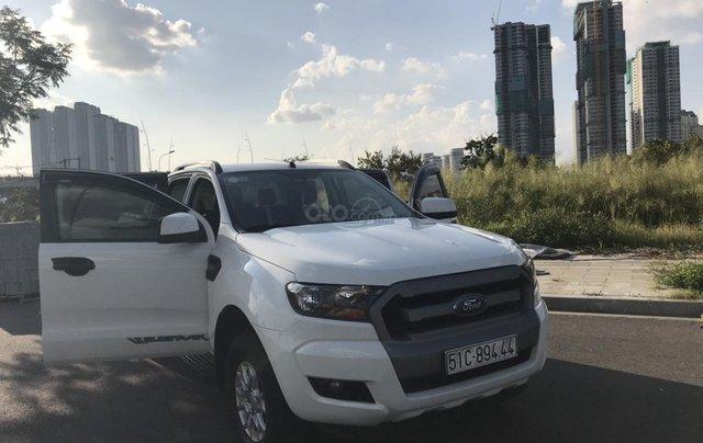 Bán Ford Ranger XLS AT năm 2017, màu trắng, nhập khẩu nguyên chiếc giá cạnh tranh7