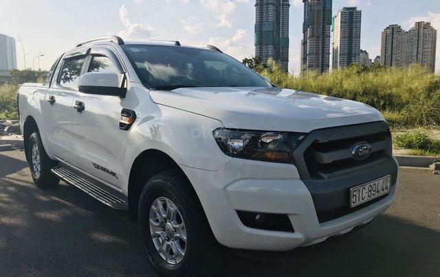 Bán Ford Ranger XLS AT năm 2017, màu trắng, nhập khẩu nguyên chiếc giá cạnh tranh9