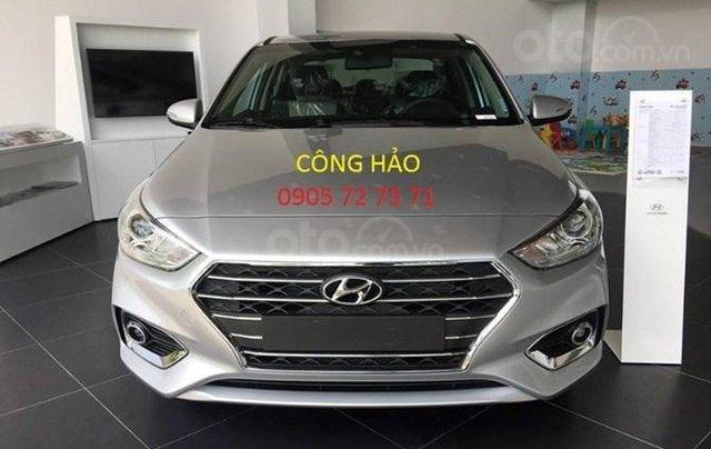 Xe Hyundai ACcent 2019 có sẵn tất cả phiên bản0