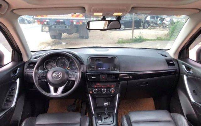 Bán xe Mazda CX 5 đời 2013, màu vàng cát5