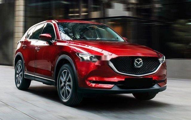 Bán xe Mazda CX 5 Deluxe đời 2019, xe giá cực ưu đãi, giao nhanh toàn quốc1