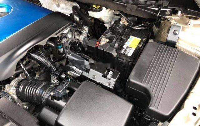 Bán xe Mazda CX 5 đời 2013, màu vàng cát4
