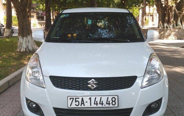 Bán Suzuki Swift-GLX 2013 nhập Nhật1