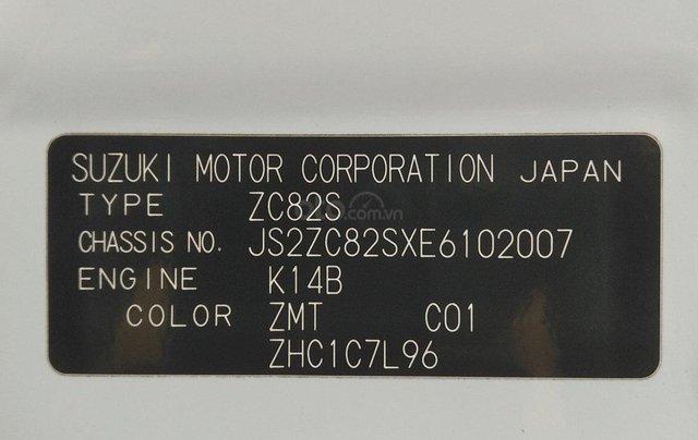 Bán Suzuki Swift-GLX 2013 nhập Nhật14