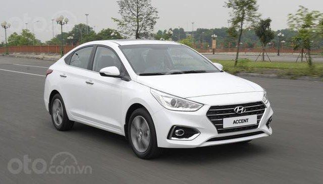 Doanh số bán hàng xe Hyundai Accent tháng 2/20200
