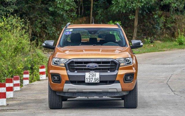 Doanh số bán hàng xe Ford Ranger năm 20190