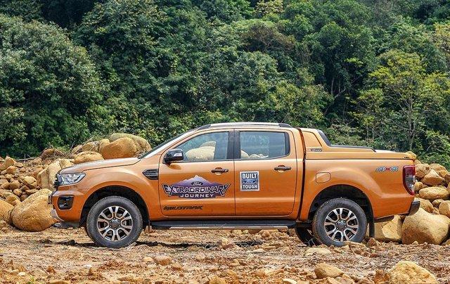 Doanh số bán hàng xe Ford Ranger năm 20195