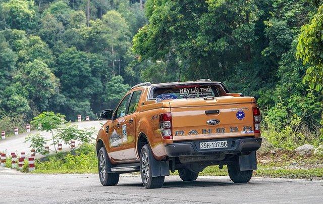 Doanh số bán hàng xe Ford Ranger năm 20196