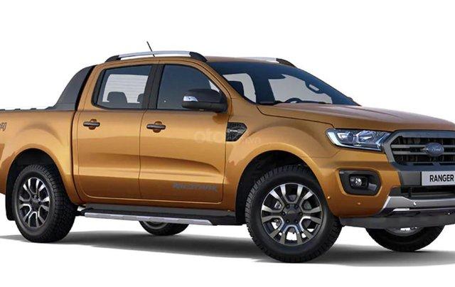 Doanh số bán hàng xe Ford Ranger năm 201916