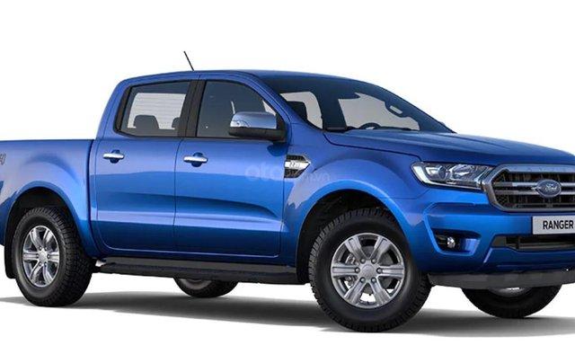 Doanh số bán hàng xe Ford Ranger năm 201923