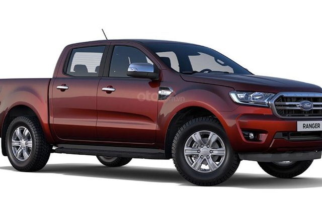 Doanh số bán hàng xe Ford Ranger năm 201925