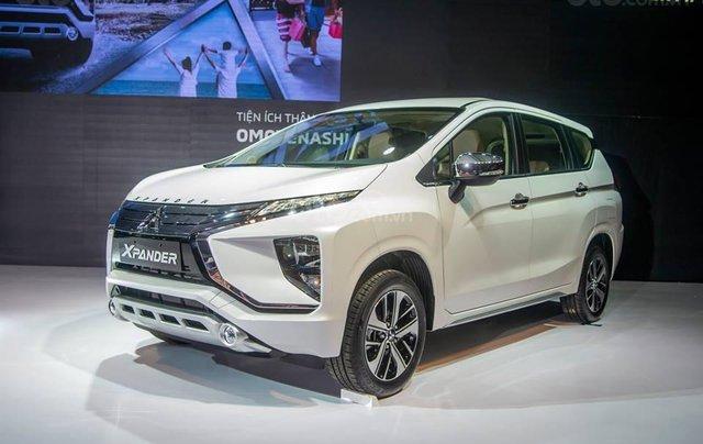 Doanh số bán hàng xe Mitsubishi Xpander tháng 1/20200