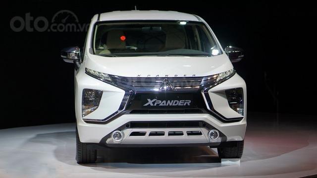 Doanh số bán hàng xe Mitsubishi Xpander tháng 1/20203