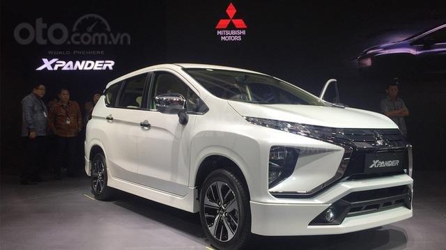 Doanh số bán hàng xe Mitsubishi Xpander tháng 1/20202