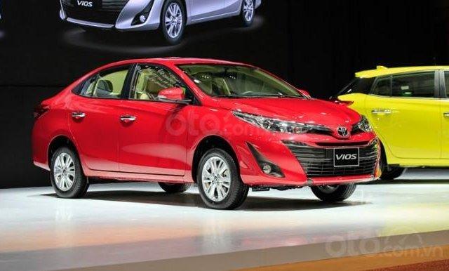 Doanh số bán hàng xe Toyota Vios tháng 2/20210
