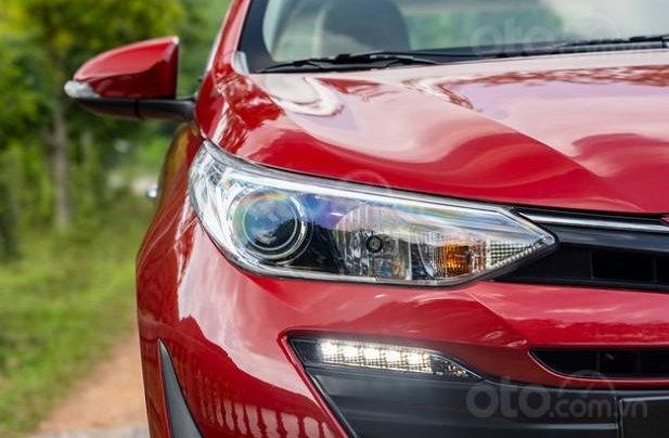 Doanh số bán hàng xe Toyota Vios tháng 2/20211