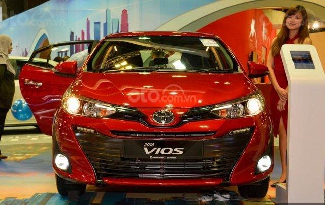 Doanh số bán hàng xe Toyota Vios tháng 2/20213