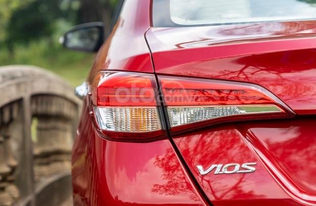 Doanh số bán hàng xe Toyota Vios tháng 2/20217