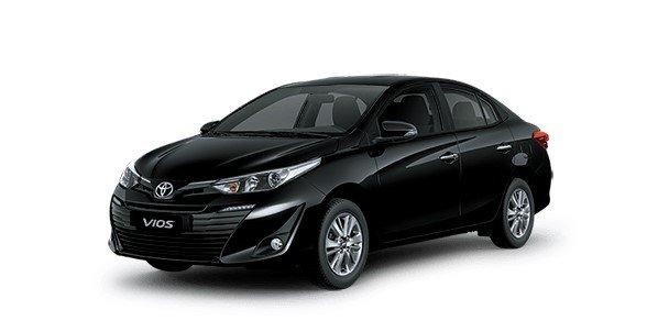 Doanh số bán hàng xe Toyota Vios tháng 2/202113
