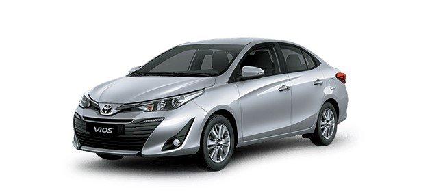 Doanh số bán hàng xe Toyota Vios tháng 2/202117