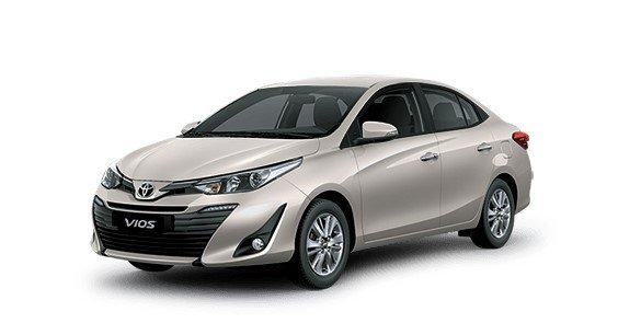 Doanh số bán hàng xe Toyota Vios tháng 2/202114