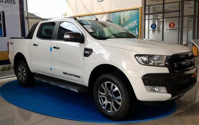 Ranger Wildtrak 4x4 và 4x2 giá chuẩn, Khuyến mãi chính hãng tại Ford Quảng Ninh - 09633549994