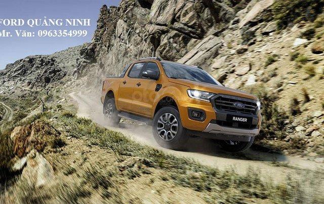 Ranger Wildtrak 4x4 và 4x2 giá chuẩn, Khuyến mãi chính hãng tại Ford Quảng Ninh - 09633549997
