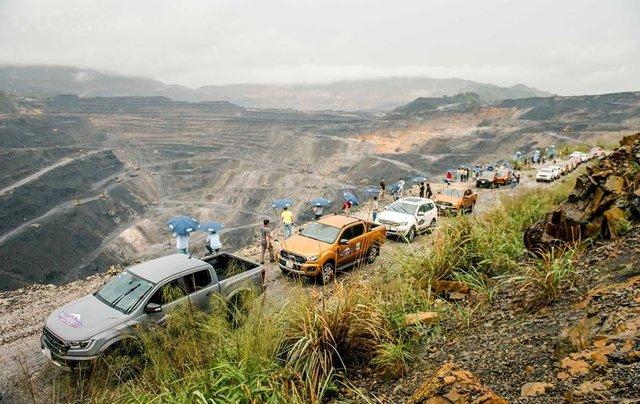 Ranger Wildtrak 4x4 và 4x2 giá chuẩn, Khuyến mãi chính hãng tại Ford Quảng Ninh - 09633549998