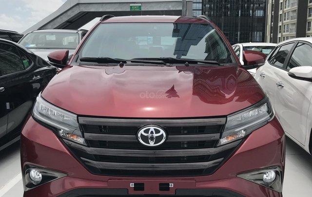 Toyota Rush AT mới, giá cạnh tranh, khuyến mãi lớn trong tháng 10, LH để nhận báo giá tốt nhất0