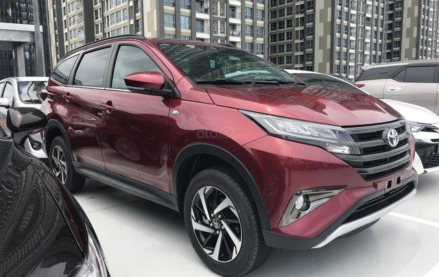 Toyota Rush AT mới, giá cạnh tranh, khuyến mãi lớn trong tháng 10, LH để nhận báo giá tốt nhất1