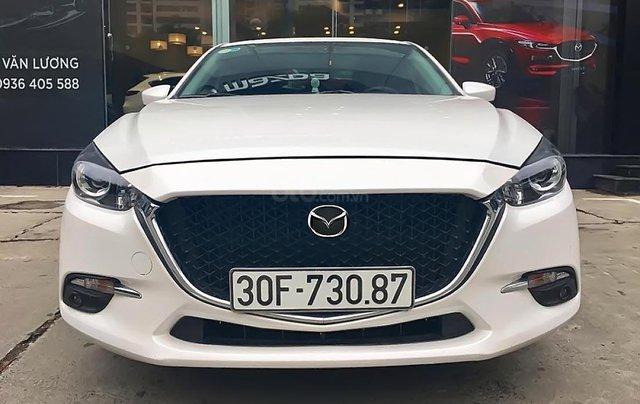 Chính chủ bán xe Mazda 3 1.5 AT năm sản xuất 2019, màu trắng3