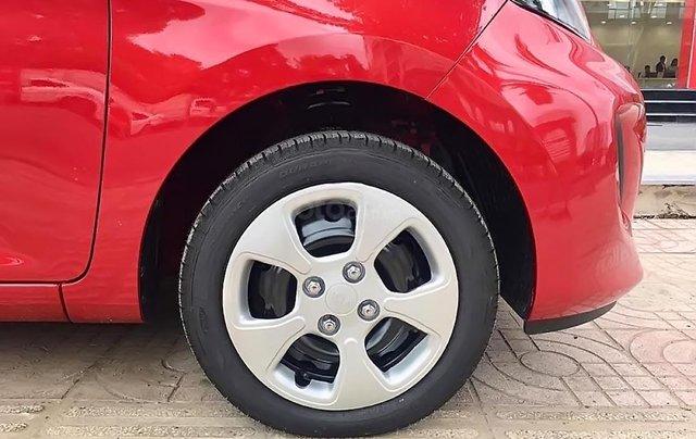 Cần bán xe Kia Morning AT đời 2019, màu đỏ4