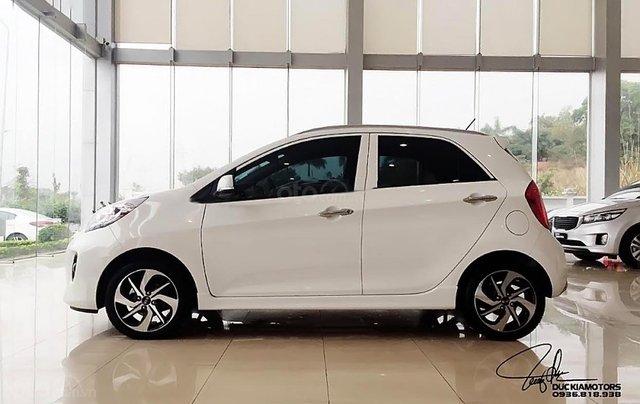 Bán ô tô Kia Morning Luxury đời 2019, màu trắng3